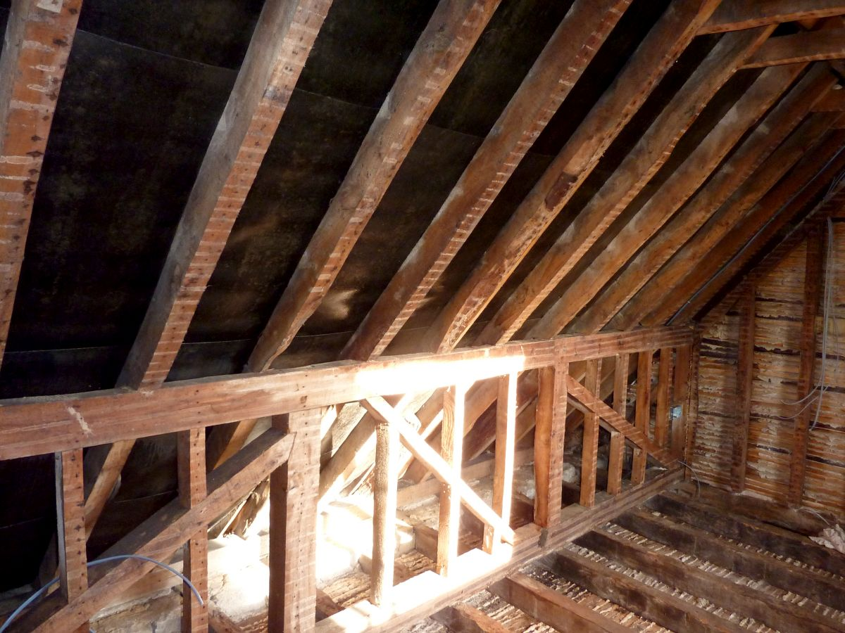 Woodworm Oxfordshire